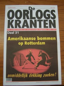 Cover of Amerikaanse bommen op Rotterdam