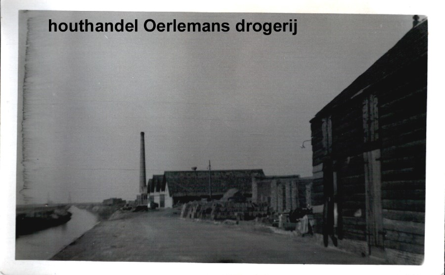 Cover of  Houthandel/drogerij Oerlemans
